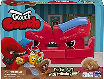 Spin Master Grouch Couch Furniture with Attitude Game