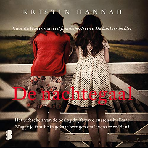 De nachtegaal audiobook cover art