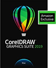 CorelDRAW Graphics Suite 2019 with ParticleShop Brush Pack for Mac - Amazon Exclusive [Mac Download]