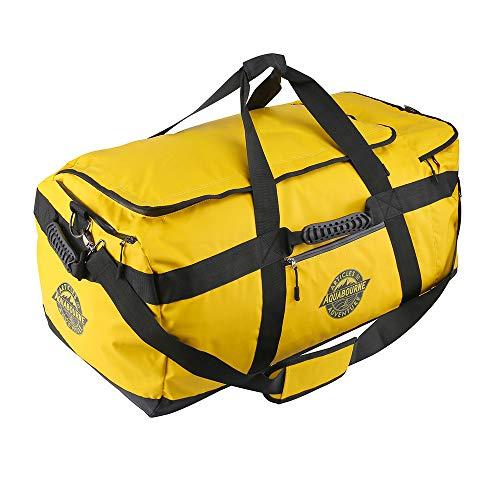 Aquabourne - Tasman Extra Large Duffel Bag/Holdall - Waterproof Backpack Material - Gym Bag – Sports Bag X- Large 100L