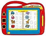 Clementoni - 12037 - Sapientino - Lavagna magnetica cancellabile, tavola da disegno, gioco per imparare a scrivere - gioco educativo 3 anni