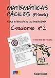 Matemáticas fáciles, cuaderno nº2