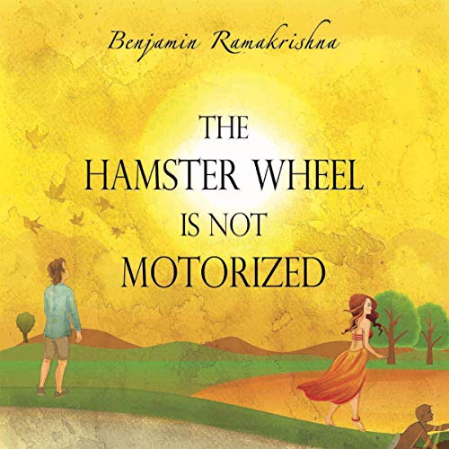 The Hamster Wheel Is Not Motorized Titelbild