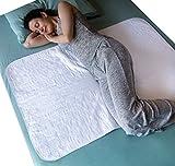SOMATA Premium Washable Bed Pad |X-LARGE 54' x 34' |...