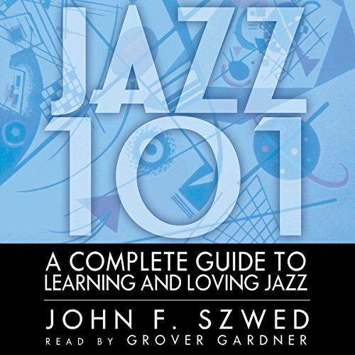 Jazz 101 audiobook cover art
