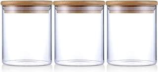 Best glass storage jars for kitchen Reviews