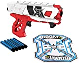 Best Boomco Guns - BOOMCO. Farshot Red White Blaster Review
