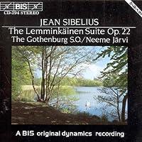 Jean Sibelius: Lemminkainen Suite, Op.22 (1992-10-26)