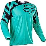 YMWL Magliette da Ciclismo da Uomo T-Shirt Manica lunga Top Abbigliamento Maglie da Ciclismo, Camicia da Mountain Bike/MTB, Traspirante e Assorbente dal Sudore Maglia da ciclismo estiva