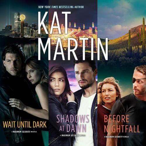 Couverture de Wait Until Dark & Shadows at Dawn & Before Nightfall