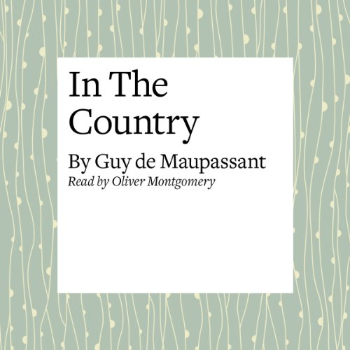 In the Country copertina