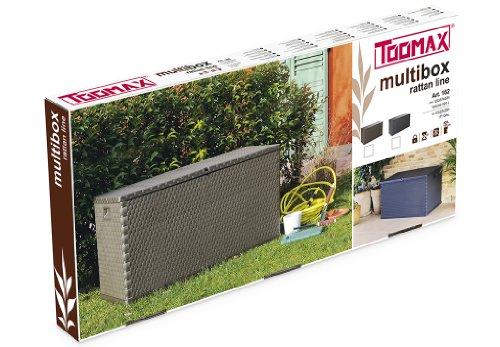 Toomax | Kissenbox | Multibox | Schwarz - 2