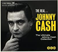 Real by JOHNNY CASH (2011-06-21)