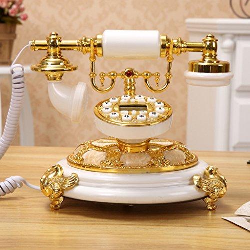 Shopping-De style européen Antique Métal Retro Fashion Creative Téléphone 24