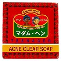 マダム・ヘン(MADAME HENG) TEENAGER ACEN CLEAR SOAP
