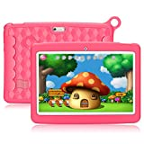 10.1 Inch Kids Tablet,PADGENE Android 8.1 Pad Quad Core Processor,1280x800 IPS HD Display,2GB Ram 32GB ROM,Kidoz&Google Play Pre-Installed with Kid-Proof Case (10 Inch, PK 32G)