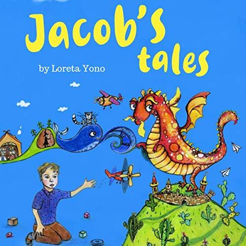 Jacob's Tales audiobook cover art