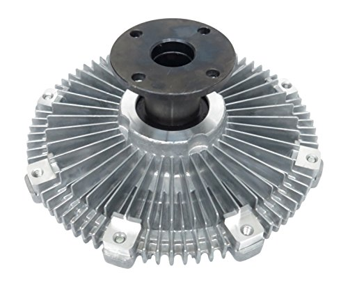 US Motor Works 22409 Heavy Duty Thermal Fan Clutch (2001-2003 Mitsubishi Montero Limited V6)