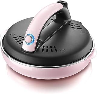 CHARON Crepe-maskin, non-stick 20 cm 600 W elektrisk pannkaksapparat – smörspridare, blintser, ägg, dosa, vänsterhänta, bä...