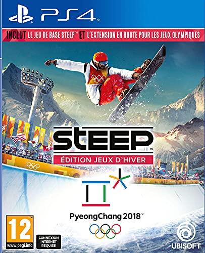 Steep - édition Jeux d