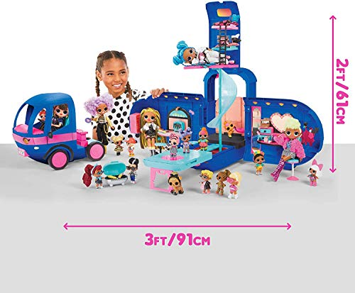 The LOL Surprise Glamper is one of the hottest toys for 6 year old girls