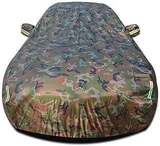 Asdfnfa Car Covers Mercedes-Benz GLA Car Clothing Thick Oxford Cloth Sun Protection Rain Cover Car Cloth Car Cover (Color ...
