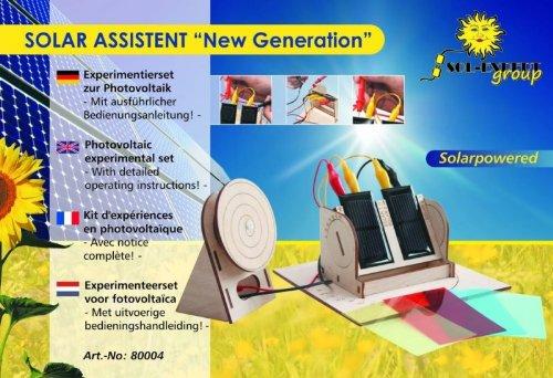 """Solar-Assistent \""""NEW GENERATION I\"""""""