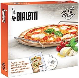 """Bialetti 0PZ07327 Pizza Stone Blade, 1"""", Silver"""
