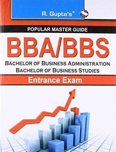 BBA/BBS Entrance Exam Guide (Popular Master Guide)