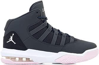 Jordan Max Aura Anthracite/Pink Foam-Black (GS) (6 M US Big Kid)