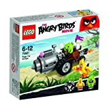 LEGO - 75821 - The Angry Birds Movie - L'évasion en Voiture du Cochon