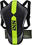 IXS Back Protector Rs-10 Black-Green S