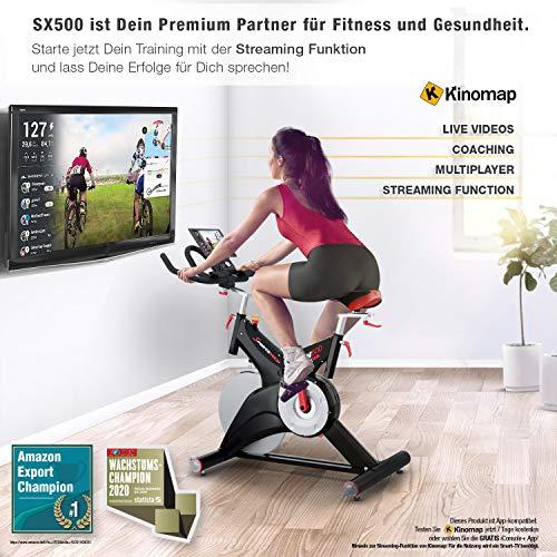Sportstech Indoor Speedbike SX500 Bild 2*
