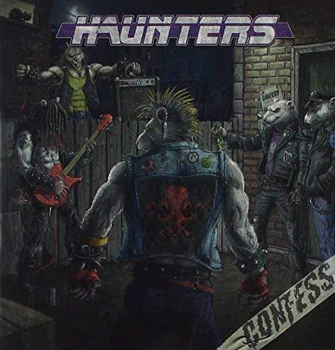 Confess: Haunters (Audio CD)