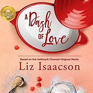 A Dash of Love audiobook cover art