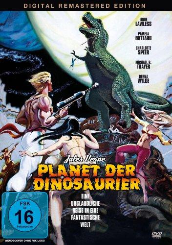 Jules Verne - Planet Der Dinosaurier (Cinema Classics Collection)