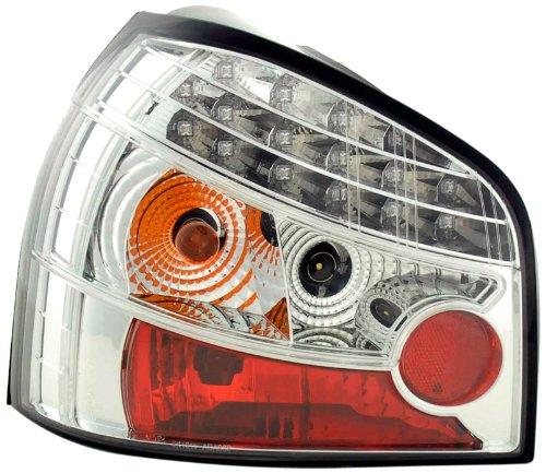 FK Automotive FKRLXLAI201 LED Feux arrière, Chromé