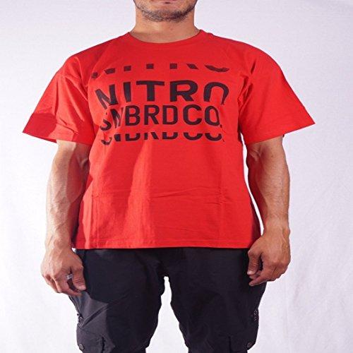 Nitro Snowboards Split Logo voor heren