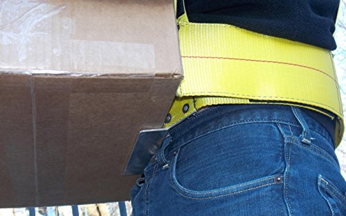 PUTRELLO LIFT ASSIST WORK BELT with Weight Bearing Ledge Moving Lifting System