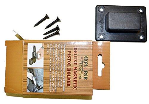 Price comparison product image Explorer Tactical Concealed Quick Access Magnetic Pistol Gun Holder