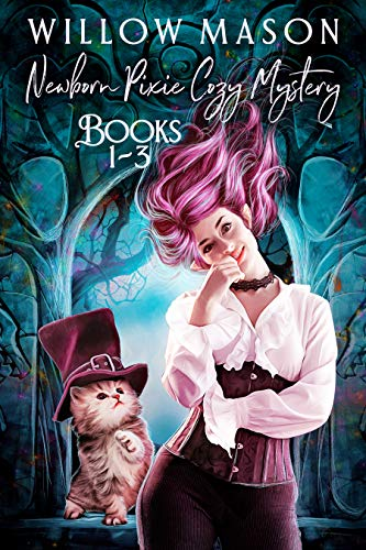 Newborn Pixie Cozy Mysteries - Books 1-3