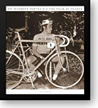 Incomparable Eddy Merckx 28x31 Framed Art Print