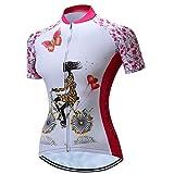 Radfahren Jersey Frauen Fahrrad Trikots Rosa MTB Straßenberg Bluse Kurzarm Fahrrad T-Shirts Top Outdoor Reiten Jersey Fahrrad Jacke Schwarz Größe