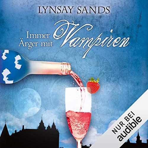 Immer Ärger mit Vampiren audiobook cover art