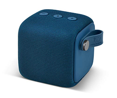 Fresh 'n Rebel Rockbox Bold S Indigo | Wasserdichter IPX7 Bluetooth Lautsprecher