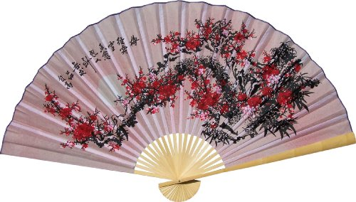 chinese wall fan - 2