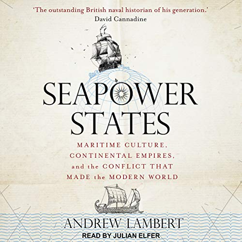 Seapower States audiobook cover art