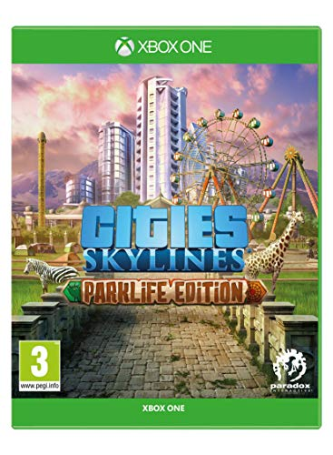 Cities Skylines Parklife Edition - Xbox One