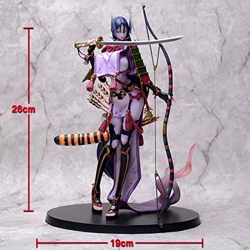 Wsjdmm Anime Figure for Fate/Grand Orde Berserker, Action PVC Figurine Model Dolls Anime Gifts Toys Model Kits Best Birthday Decoration Collection - High 26cm,Boxed