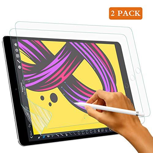 TiMOVO Matte Displayschutzfolie Ersatz für iPad Air 2019 (10.5, 3rd Generation)/ iPad Pro 10.5,  2 PCS] Anti Reflex Schutzfolie Displayschutz wie Papier - Bereift